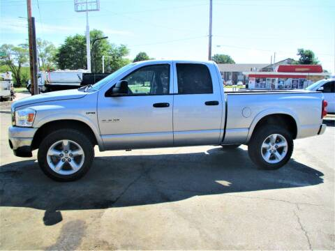 2008 Dodge Ram Pickup 1500 for sale at Steffes Motors in Council Bluffs IA