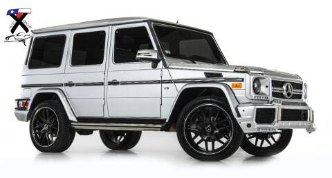 2003 Mercedes-Benz G-Class for sale at TX Auto Group in Houston TX