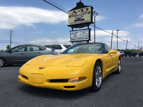 2000 Chevrolet Corvette for sale at A & D Auto Group LLC in Carlisle PA