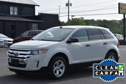 2013 Ford Edge for sale at Broadway Garage of Columbia County Inc. in Hudson NY