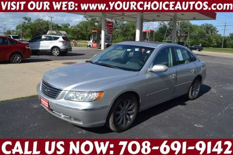 2009 Hyundai Azera for sale at Your Choice Autos - Crestwood in Crestwood IL