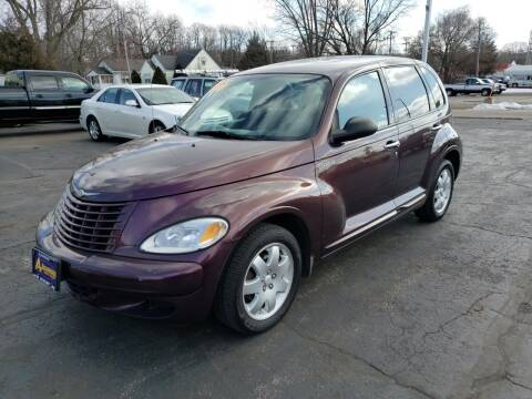 2004 Chrysler PT Cruiser for sale at Advantage Auto Sales & Imports Inc in Loves Park IL