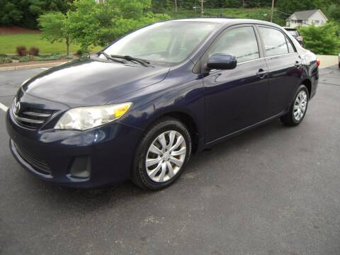 2013 Toyota Corolla for sale at 1-2-3 AUTO SALES, LLC in Branchville NJ