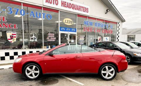 2007 Pontiac G6 for sale at Auto Headquarters in Lakewood NJ