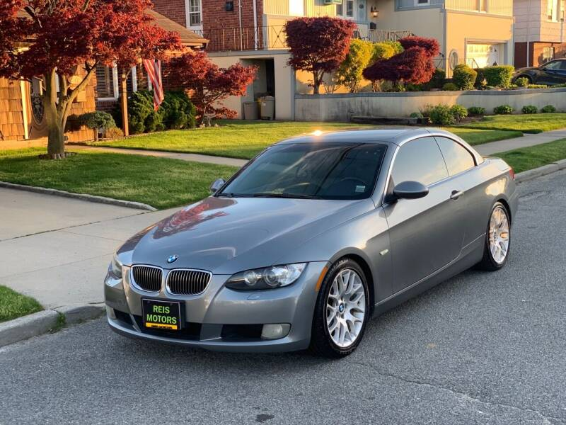 2007 BMW 3 Series for sale at Reis Motors LLC in Lawrence NY