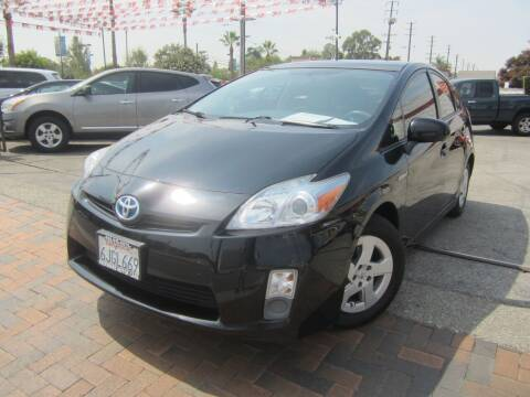 2010 Toyota Prius for sale at PREFERRED MOTOR CARS in Covina CA