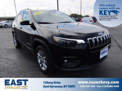 2019 Jeep Cherokee for sale at East Syracuse Performance Sales & Service in Syracuse NY