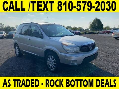 2007 Buick Rendezvous for sale at LASCO FORD in Fenton MI
