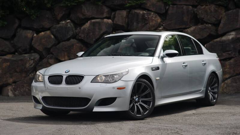 2008 BMW M5 for sale at Zadart in Bellevue WA