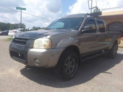 2004 Nissan Frontier for sale at Best Buy Auto in Mobile AL