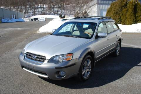 2005 Subaru Outback for sale at New Milford Motors in New Milford CT