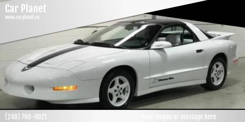 1994 Pontiac Firebird for sale in Troy, MI