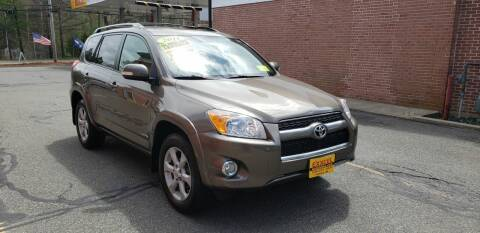 2011 Toyota RAV4 for sale at Exxcel Auto Sales in Ashland MA
