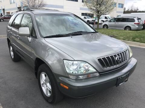 2003 Lexus RX 300 for sale at Dotcom Auto in Chantilly VA