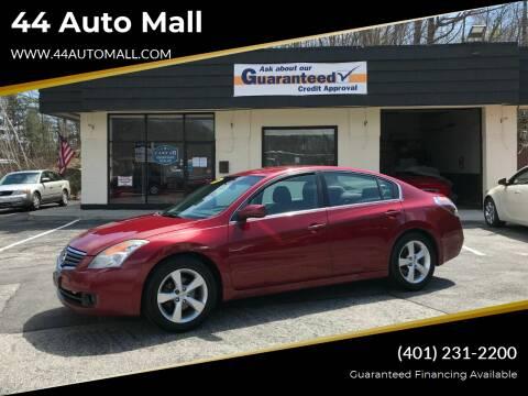 2008 Nissan Altima for sale at 44 Auto Mall in Smithfield RI