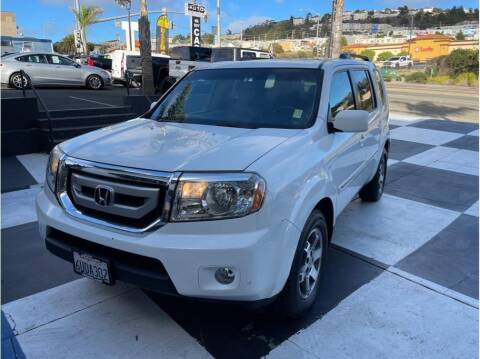 2009 Honda Pilot for sale at AutoDeals in Daly City CA