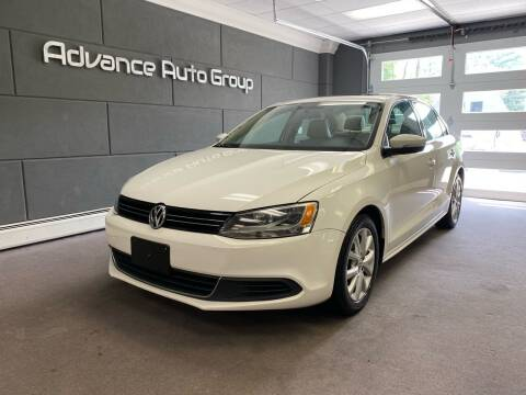 2013 Volkswagen Jetta for sale at Advance Auto Group, LLC in Chichester NH