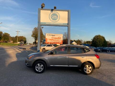 2015 Nissan Rogue Select for sale at Corry Pre Owned Auto Sales in Corry PA