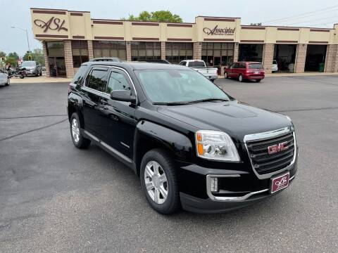 2016 GMC Terrain for sale at ASSOCIATED SALES & LEASING in Marshfield WI