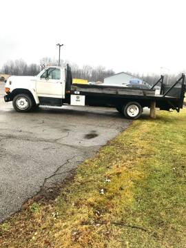 1998 Ford F-700 for sale at JEREMYS AUTOMOTIVE in Casco MI
