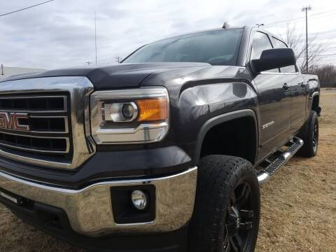 2014 GMC Sierra 1500 for sale at Empire Auto Remarketing in Shawnee OK