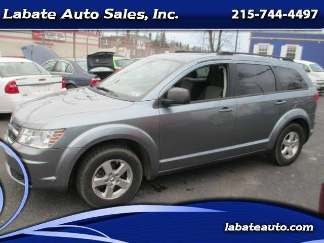 2009 Dodge Journey for sale at LaBate Auto Sales Inc in Philadelphia PA