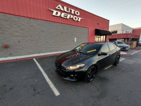 2016 Dodge Dart for sale at Auto Depot - Madison in Madison TN