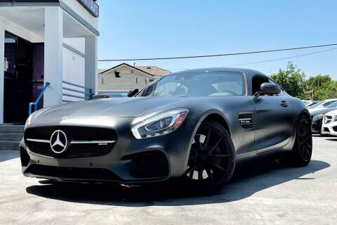 2016 Mercedes-Benz AMG GT for sale at Fastrack Auto Inc in Rosemead CA