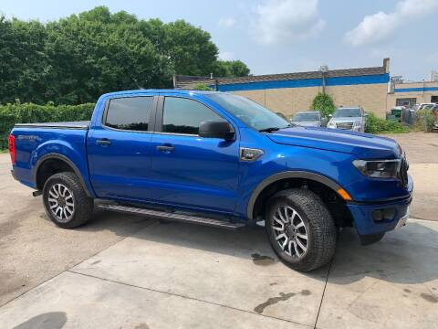 2019 Ford Ranger for sale at BEAR CREEK AUTO SALES in Rochester MN