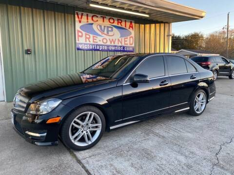 2013 Mercedes-Benz C-Class for sale at Victoria Pre-Owned in Victoria TX