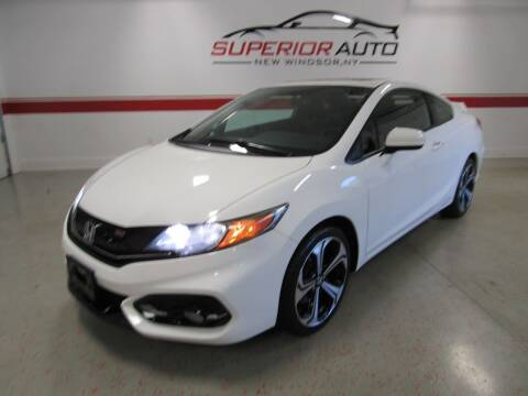 2014 Honda Civic for sale at Superior Auto Sales in New Windsor NY