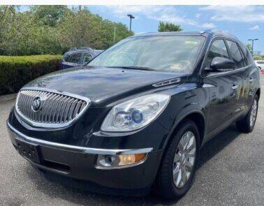 2011 Buick Enclave for sale at Primary Motors Inc in Commack NY