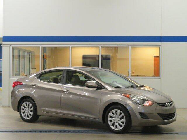 2011 Hyundai Elantra for sale at Terry Lee Hyundai in Noblesville IN