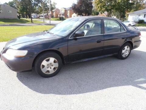 2001 Honda Accord for sale at A-Auto Luxury Motorsports in Milwaukee WI