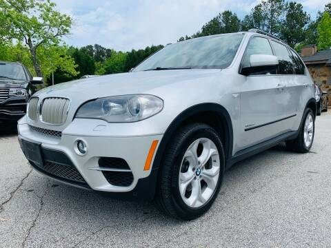 2012 BMW X5 for sale at Classic Luxury Motors in Buford GA
