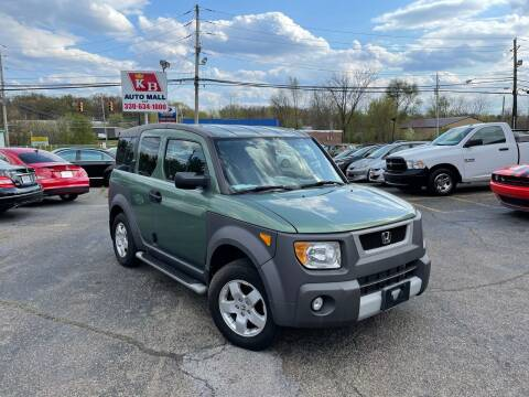 2004 Honda Element for sale at KB Auto Mall LLC in Akron OH