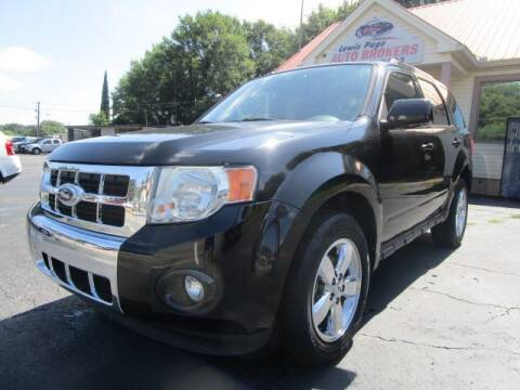 2011 Ford Escape for sale at Lewis Page Auto Brokers in Gainesville GA