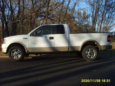 2008 Ford F-150 for sale at Northport Motors LLC in New London WI