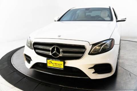 2017 Mercedes-Benz E-Class for sale at AUTOMAXX MAIN in Orem UT