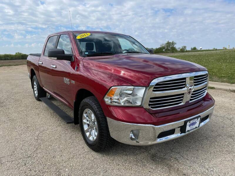 2013 RAM Ram Pickup 1500 for sale at Alan Browne Chevy in Genoa IL