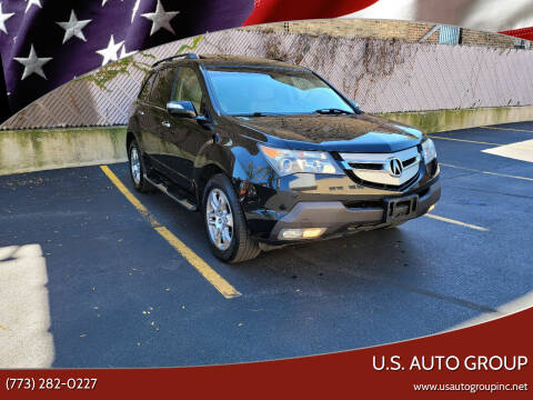 2008 Acura MDX for sale at U.S. Auto Group in Chicago IL
