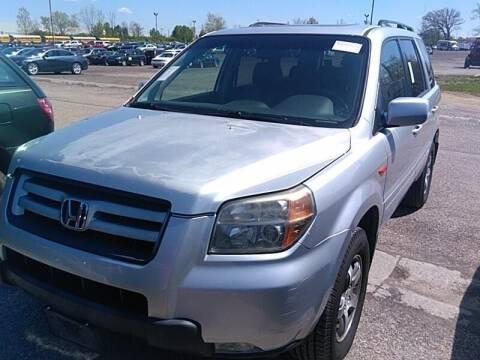 2006 Honda Pilot for sale at Cj king of car loans/JJ's Best Auto Sales in Troy MI