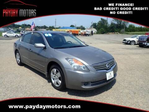 2008 Nissan Altima for sale at Payday Motors in Wichita KS