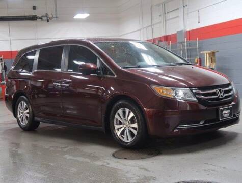 2014 Honda Odyssey for sale at CU Carfinders in Norcross GA
