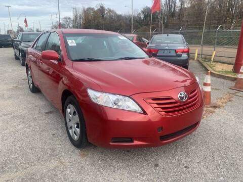 2008 Toyota Camry for sale at Super Wheels-N-Deals in Memphis TN