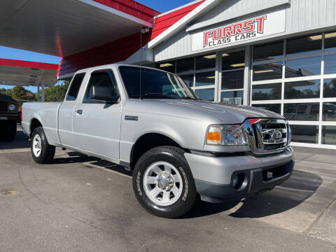 2011 Ford Ranger for sale at Furrst Class Cars LLC in Charlotte NC