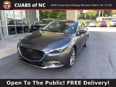 2018 Mazda MAZDA3 for sale at Summit Credit Union Auto Buying Service in Winston Salem NC