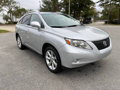2012 Lexus RX 350 for sale at Global Auto Exchange in Longwood FL