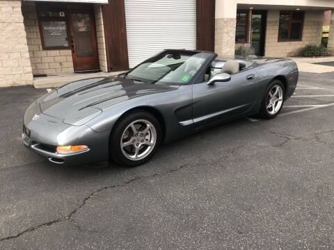 2003 Chevrolet Corvette for sale at Inland Valley Auto in Upland CA