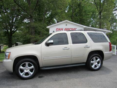 2013 Chevrolet Tahoe for sale at Oak Grove Auto Sales in Kings Mountain NC